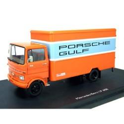 SCHUCO 03524 Mercedes-Benz LP608 Porsche Gulf 1.43