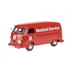 """SCHUCO 03568 VOLKWAGEN T1 """"MOBILOIL SERVICE"""" 1.43"""