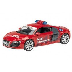 SCHUCO 04916 AUDI R8 V10 SAFETY CAR LE MANS 2010 1.43