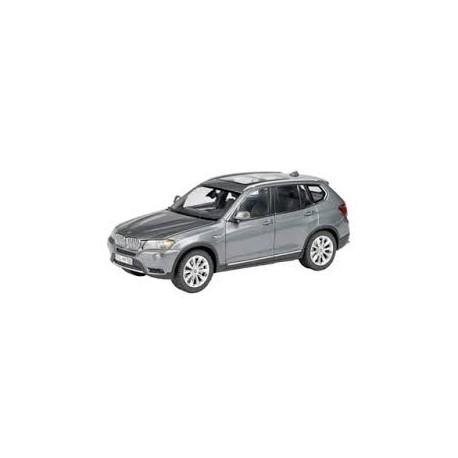 SCHUCO 07446 BMW X3 GRIS SILVER 1.43