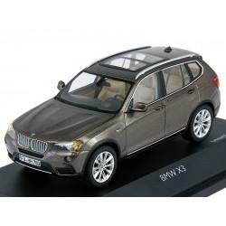 SCHUCO 07447 BMW X3 BRONZE 1.43