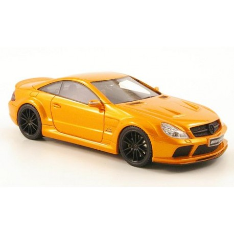 ABSOLUTE HOT 08503 MERCEDES SL65 AMG ORANGE METAL 1.43