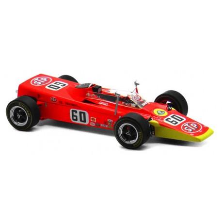 LOTUS 56 Team Lotus n°60 Indy 500 1968