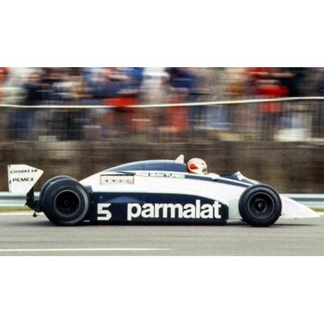 TAMEO SLK108 Brabham BMW BT50 1.43