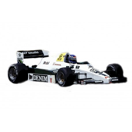 TAMEO SLK119 Williams Honda FW09 TAG 1.43