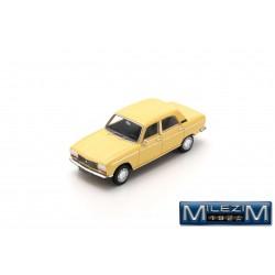 MILEZIM Z0056 PEUGEOT 304 Jaune d'œuf 1973