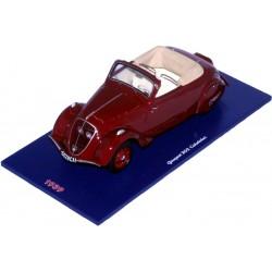 MILEZIM 18Z002 PEUGEOT 202 Cabriolet 1939