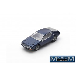 MILEZIM Z0058 ALPINE A310 Injection 1974 Bleue