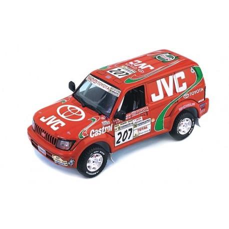 VITESSE SKID SKM99053 TOYOTA LAND CRUISER JVC PARIS DAKAR 1998 1.43
