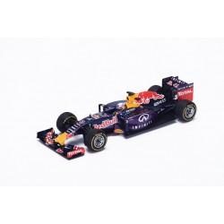 SPARK 18S180 RED BULL RB11 N°3 3ème GP F1 Hongrie 201