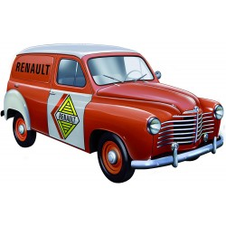 SOLIDO 143513 RENAULT COLORALE FOURGON 1953 1.43