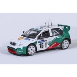 SOLIDO 150036 SKODA FABIA WRC 1.43