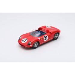 LOOKSMART LS18LM06 FERRARI 250P N°21 Vainqueur 24H Le Mans 1963