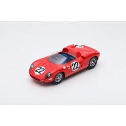 LOOKSMART LS18LM07 FERRARI 250P N°22 3ème 24H Le Mans 1963