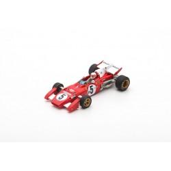 LOOKSMART LSRC027 FERRARI 312 B2 N°5 GP Angleterre 1971 Clay Regazzoni