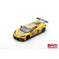 TRUESCALE TSM430512 CHEVROLET Corvette C8.R n°3 24H Daytona