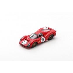 LOOKSMART LSLM103 FERRARI 330 P3 N°21 24H Le Mans 1966 L. Bandini - J. Guichet