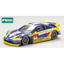 EBBRO 43954 TOYOTA WEDS SPORTS CELICA SUPER GT300 2007 No.19 1.43