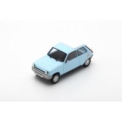 MILEZIM Z0099 RENAULT 5 Electrique Bleu-1974