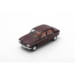 MILEZIM Z0036 PEUGEOT 204 Bordeau 1967