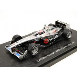 EBBRO 43947 CARCHS KONDO RACING F/N 2007 #4 1.43