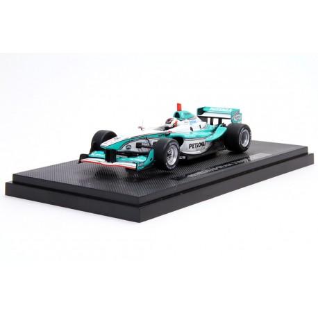 EBBRO 44086 Petronas TOM'S Formula Nippon 2008 #36 A.Lotterer 1.43