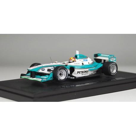 EBBRO 44087 Petronas TOM'S Formula Nippon 2008 #37 1.43