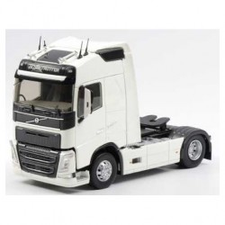 ELIGOR 115041 VOLVO TRACTEUR FH 4 GLOBETROTTER BLANC 1.43