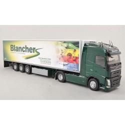 ELIGOR 115143 VOLVO FH 4 GLOBE ET FRIGO CHEREAU TRANSPORT BLANCHER 1.43