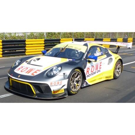 SPARK Y167 PORSCHE 911 GT3 R N°98 ROWE Racing 3ème FIA GT World Cup Macau 2019 Earl Bamber