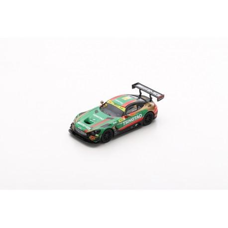 SPARK Y168 MERCEDES-AMG GT3 N°77 Mercedes-AMG Team Craft-Bamboo Racing 6ème FIA GT World Cup Macau 2019 Edoardo Mortara