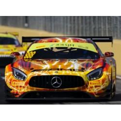 SPARK Y169 MERCEDES-AMG GT3 N°888 Mercedes-AMG Team GruppeM Racing 9ème FIA GT World Cup Macau 2019 Maro Engel