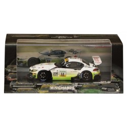 MINICHAMPS 437112952 BMW Z4 GT3 TEAM WEST COAST RACING N°52 ADAC GT MASTERS 2011 1.43