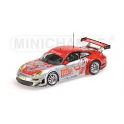 MINICHAMPS 640076444 PORSCHE 911 GT3 RSR N°44 LONG BEACH GP 2007 LAW NIEMAN 1.43