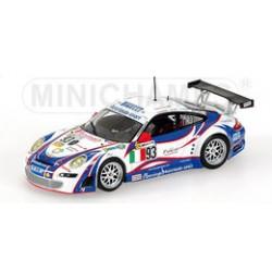 MINICHAMPS 640076793 PORSCHE 911 GT3 RSR N°93 24H LE MANS 2007 SIMONSEN 1.64