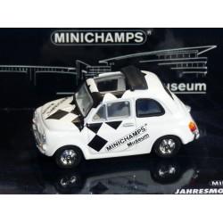 MINICHAMPS 640651094 FIAT 500 MINICHAMPS MUSEUM 1.64