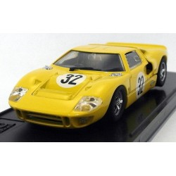 MODEL BOX 8454 FORD GT40 N°32 SPA 1968 1.43