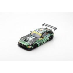 SPARK 18MC19 MERCEDES-AMG GT3 N°999 Mercedes-AMG Team GruppeM Racing Vainqueur FIA (1/18)