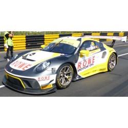 SPARK 18SA023 PORSCHE 911 GT3 R N°99 ROWE Racing 2ème FIA GT World Cup Macau 2019 Laurens Vanthoor (1/18)