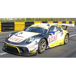 SPARK 18SA024 PORSCHE 911 GT3 R N°98 ROWE Racing 3ème FIA GT World Cup Macau 2019 Earl Bamber (1/18)