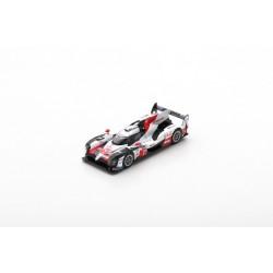 SPARK Y138 TOYOTA TS050 HYBRID N°7 TOYOTA GAZOO Racing 2ème 24H Le Mans 2019 M. Conway - K. Kobayashi - J. M. López