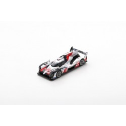 SPARK Y139 TOYOTA TS050 HYBRID N°8 TOYOTA GAZOO Racing Vainqueur 24H Le Mans 2019 S. Buemi - K. Nakajima - F. Alonso