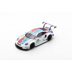 SPARK Y141 PORSCHE 911 RSR N°93 Porsche GT Team 3ème LMGTE Pro class 24H Le Mans 2019 P. Pilet - E. Bamber - N. Tandy