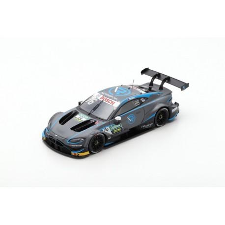 SPARK SG458 ASTON MARTIN Vantage N°76 R-Motorsport DTM 2019 Jake Dennis (500ex.)