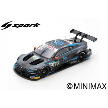SPARK 18SG042 ASTON MARTIN Vantage N°62 R-Motorsport DTM 2019 Ferdinand Habsburg (500ex.)