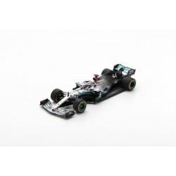 SPARK S6450 MERCEDES-AMG F1 W11 EQ Performance+ N°44-AMG Petronas Motorsport F1 Team - Test Barcelone 2020