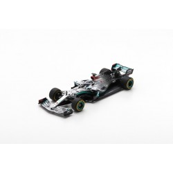 SPARK S6451 MERCEDES-AMG F1 W11 EQ Performance+ N°77 Mercedes-AMG Petronas Motorsport F1 Team -
