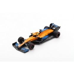 SPARK S6462 MCLAREN MCL35 N°4 McLaren F1 Team - Test Barcelone 2020 Lando Norris