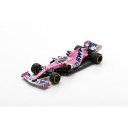 SPARK S6464 RACING POINT RP20 N°11 BWT Racing Point F1 Team -Test Barcelone 2020 Sergio Perez
