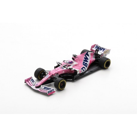 SPARK S6465 RACING POINT RP20 N°18 BWT Racing Point F1 Team -